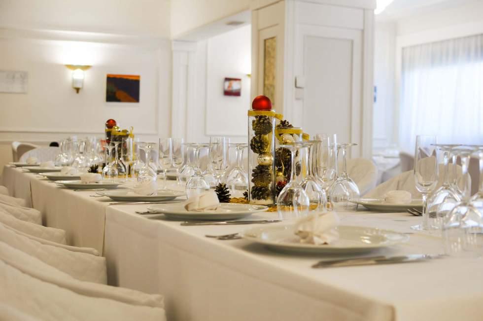 Hotel Civita - Tavolo Imperiale